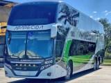 Aparecida adquire o novo Busscar Vissta Buss DD Volvo