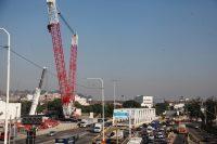 Prefeitura do Rio informa interdições parciais na Avenida Brasil em Parada de Lucas e no Caju para obras do BRT Transbrasil