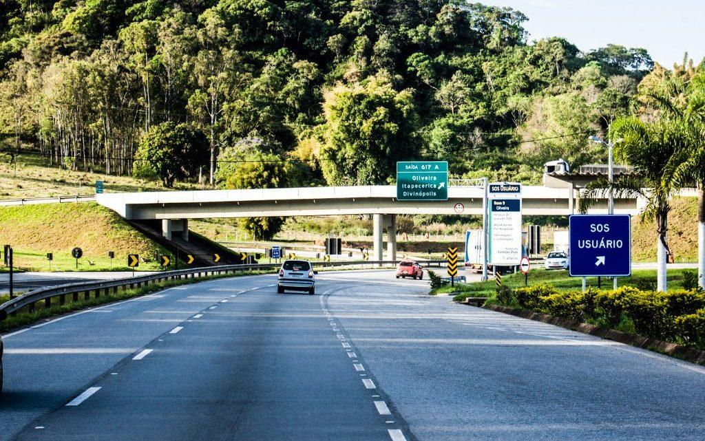 ANTT reduz a tarifa de pedágio da rodovia Fernão Dias