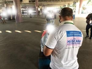 ES: Terminal Vila Velha terá distribuição de álcool gel nesta terça-feira (16)
