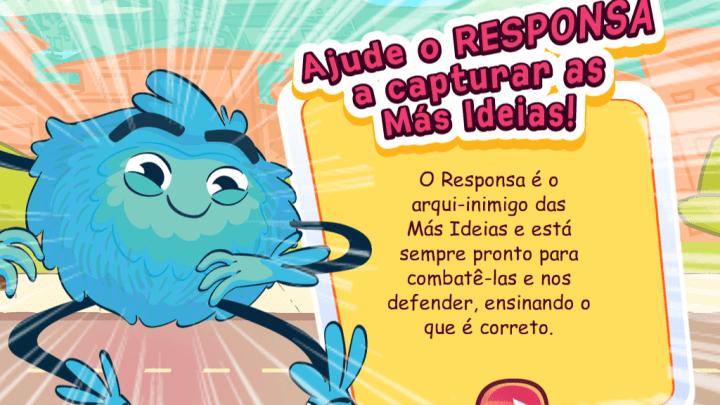 Novo jogo gratuito do Instituto CCR ensina crianças sobre cuidados no trânsito