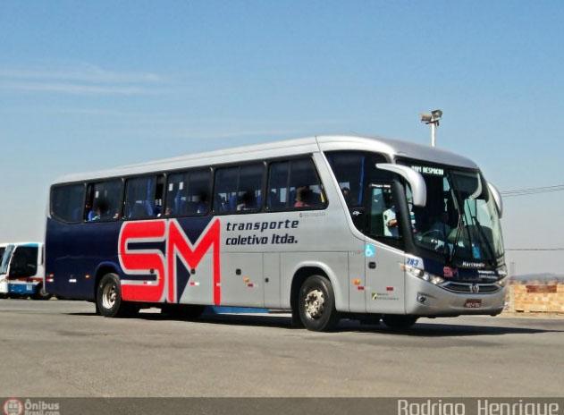 MG: Santa Maria volta operar linha em Campos Altos