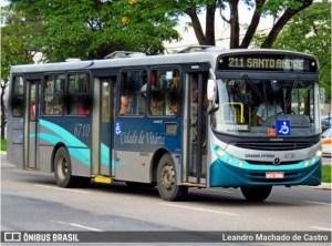 Vitória: Ônibus municipais deixarão de receber pagamento em dinheiro a partir de agosto
