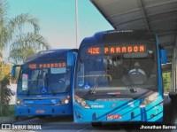 Vídeo: Terminal do Alvorada segue com superlotação nos ônibus do BRT Rio, nesta quarta-feira