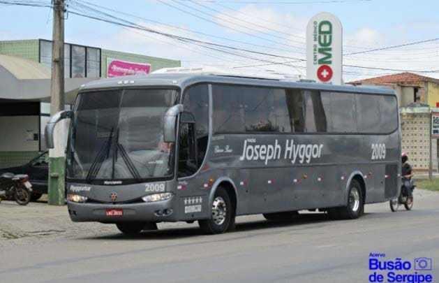 SE: Acidente com ônibus da Viação Joseph Hyggor fecha parte da rodovia AL-110