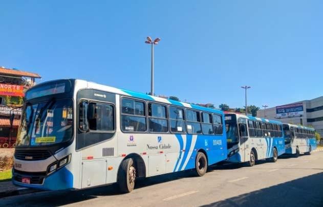 SP: Viação Caieiras renova parte de sua frota com 15 novos ônibus