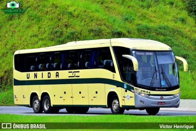 Unida Mansur informa que não deixou de operar a linha Itabira x Rio x Itabira