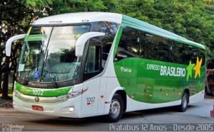Rio: Expresso Brasileiro aos poucos deixa de operar com seus ônibus verde