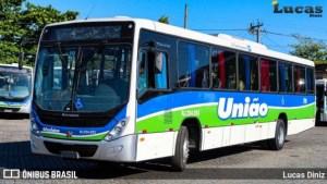 Vídeo: Granada explode dentro de ônibus da Viação União durante tentativa de assalto no Rio