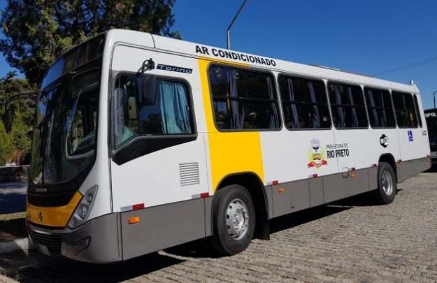 SP: São José do Rio Preto  ganha recebe 13 ônibus com ar-condicionado