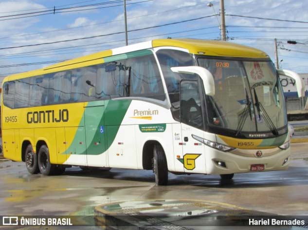 Gontijo anuncia o retorno da linha Guarapari x Ouro Preto x Guarapari