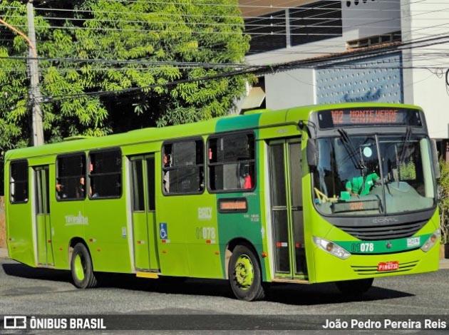 Teresina: Justiça do Trabalho determina que ônibus voltem a circular na cidade