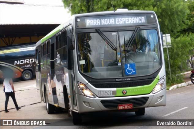 Viação Garcia anuncia alterações de horários de ônibus em Maringá
