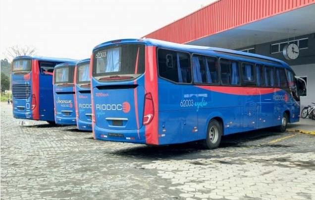 Vídeo: Viação Rio Doce renova parte de sua frota com novos ônibus Comil