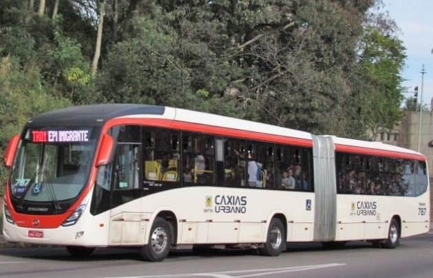 RS: Prefeitura de Caxias do Sul fiscaliza o transporte urbano