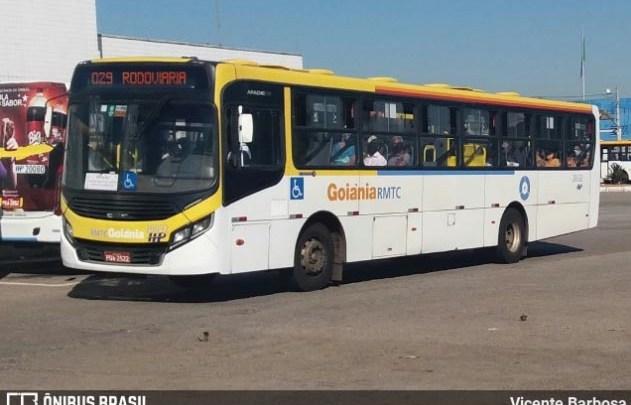 Governo de Goiás cumpre decisão judicial e deposita R$ 9,149 milhões para o transporte coletivo