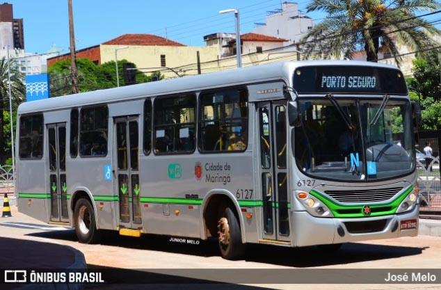 Prefeitura de Maringá publica decreto liberando a circulação de ônibus nos finais de semana