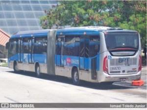 BRT Rio anuncia mudanças na sua operação a partir desta segunda-feira 20