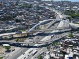 Rio: Avenida Brasil segue com interdições em acesso, a partir deste sábado