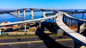 DNIT antecipa liberação da nova ponte sobre o rio Guaíba em Porto Alegre