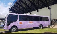 Manaus: Ônibus da Mulher retorna com ação no bairro Redenção, nesta sexta-feira