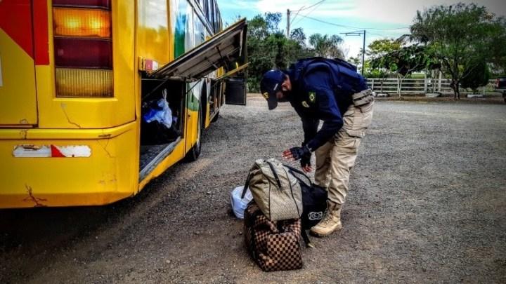 RS: PRF prende homem procurado pela justiça mineira em Eldorado do Sul