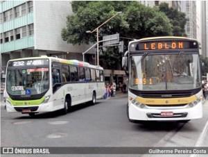 Prefeitura do Rio registra 259 multas por irregularidades nos serviços de ônibus durante a semana
