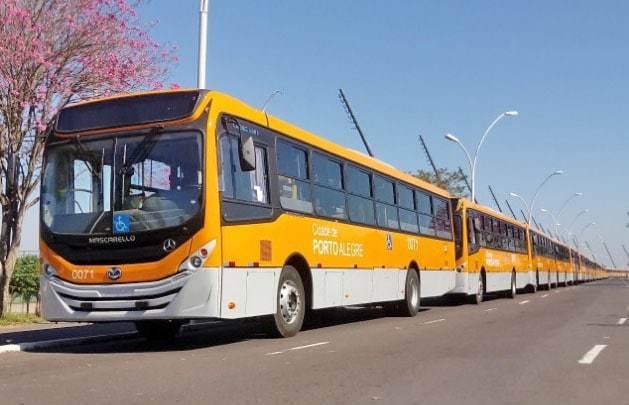 Porto Alegre: Carris disponibiliza 98 ônibus em operação a partir desta sexta-feira