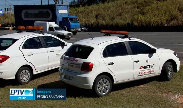Artesp realiza fiscalização no transporte de passageiros no interior de São Paulo