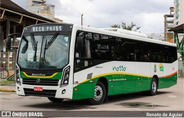 SC: Transporte coletivo retoma operação nesta segunda-feira em Brusque