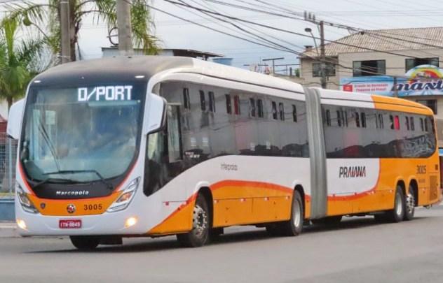 SC: Viação Praiana deve retornar as atividades na próxima segunda-feira em Balneário Camboriú e região