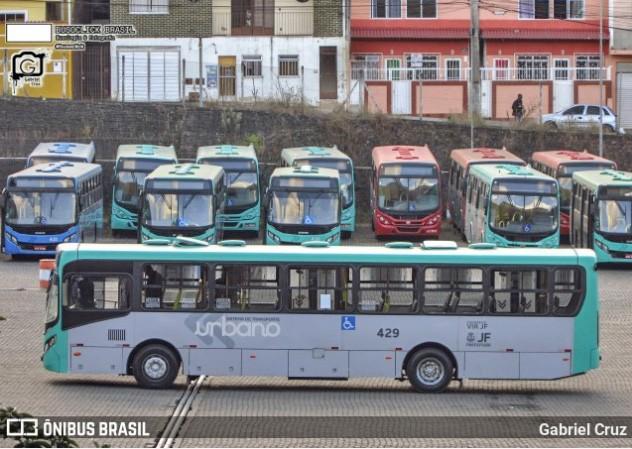 Juiz de Fora: Parte da frota de ônibus é recolhida nesta sexta-feira, após ameaça no quarto dia de paralisação