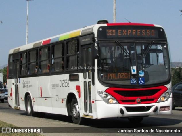 Vídeo: Confronto suspende operação de ônibus na Vila Aliança no Rio