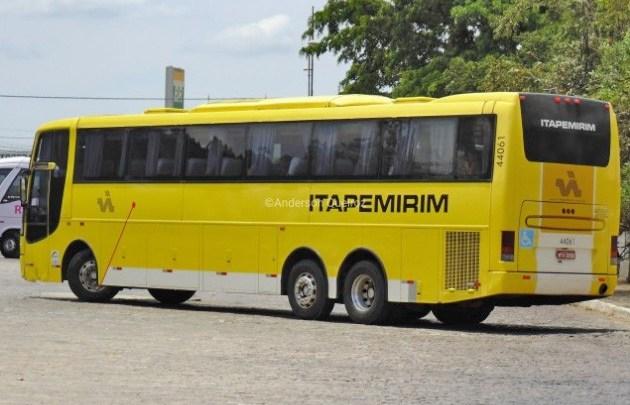 Viação Itapemirim deve aposentar seus ônibus mais antigos nos próximos meses