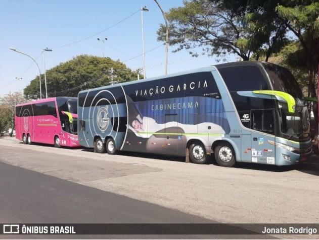 Viação Garcia passa aceitar compra de passagens com APP 'Caixa Tem'