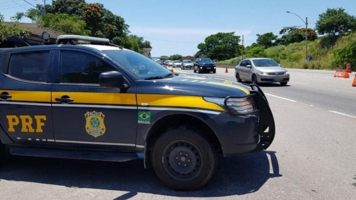 RJ: PRF prende suspeito de roubo a ônibus e tentativa de homicídio na Rio x Santos em Itaguaí