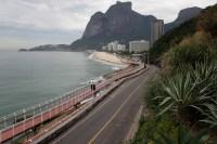 Prefeitura do Rio interdita Avenida Niemeyer pra obras na ciclovia Tim Maia