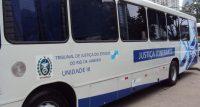 RJ: Ônibus da Justiça Itinerante retoma atividades neste mês de agosto