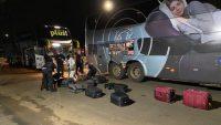PR: Operação da Receita Federal apreende entorpecentes com passageira de ônibus