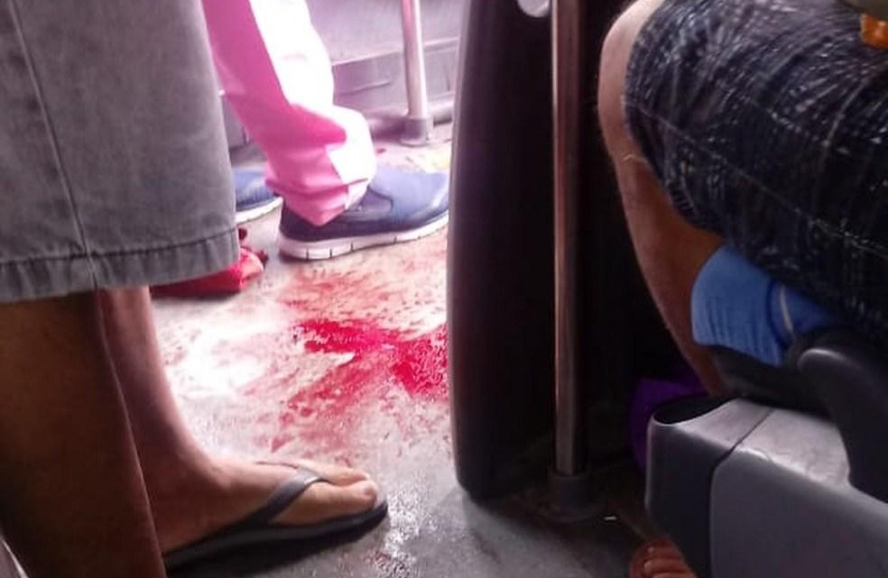Grande Natal: Cobrador de micro-ônibus alternativo acaba baleado ao reagir a assalto