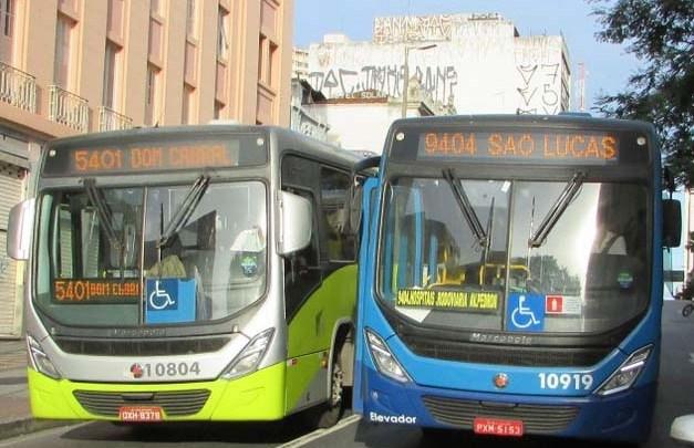 Belo Horizonte: Estação São Gabriel encerrou mais cedo a operação de ônibus nesta segunda