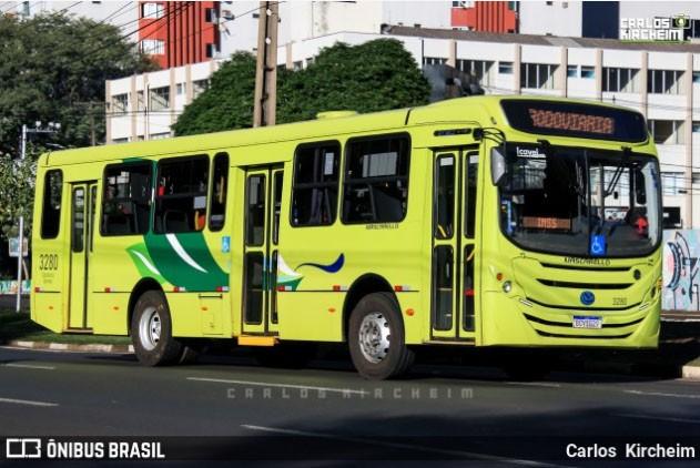 PR: Ônibus de Foz do Iguaçu passam operar com novos horários nesta quinta-feira