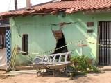 SP: Acidente com ônibus atinge fachada de casa em Campinas