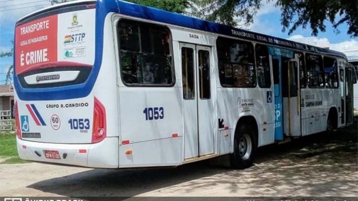 PB: Campina Grande altera horários de ônibus e amplia gratuidade para deficientes