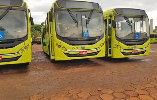 Paralisação dos rodoviários de Foz do Iguaçu segue nesta quarta-feira