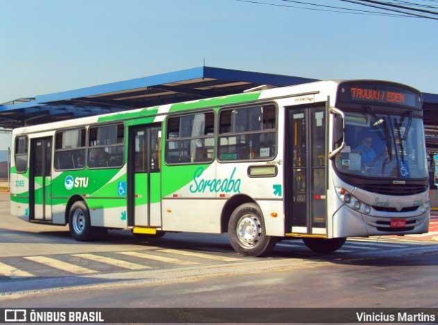 Sorocaba passa a operar com 100% da frota de ônibus a partir de 1º de outubro