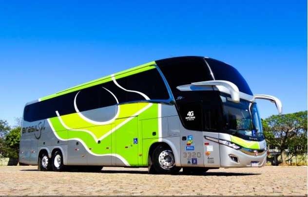 Grupo Viação Garcia-Brasil Sul anuncia ampliação de linhas na região Sul