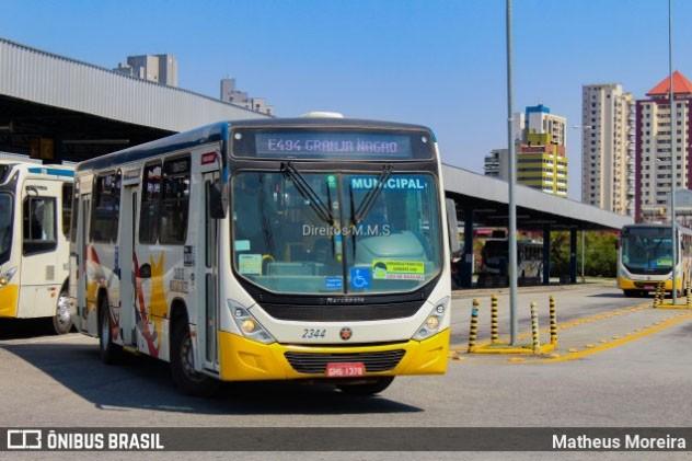 SP: Mogi das Cruzes anuncia ampliação da frota de ônibus na próxima segunda-feira 14