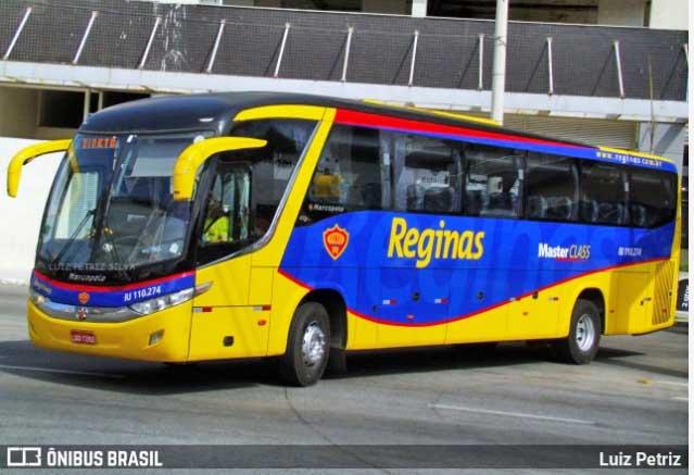RJ: Auto Viação Reginas assume linhas intermunicipais da Expresso Recreio
