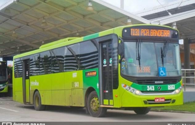 Teresina terá frota de ônibus reduzida no sábado (12) e serviço suspenso domingo (13)
